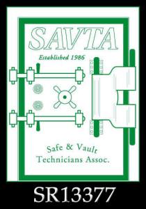 SAVTA LOGO w Numbers 210x300 Larsnat Safe & Lock